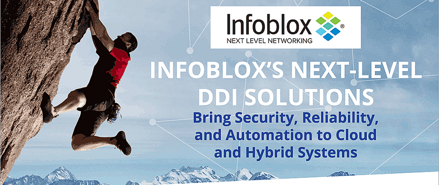 Infoblox partner, reseller, distributor in Iraq & UAE, Middle East